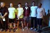 Team AIX-GAULTIER-AUBERT-VERSEILLE-DEMONT-ARCUCCI