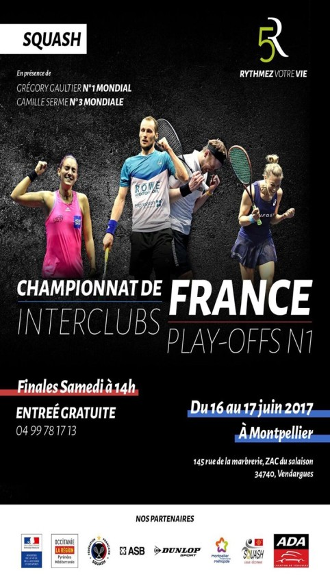 france play off