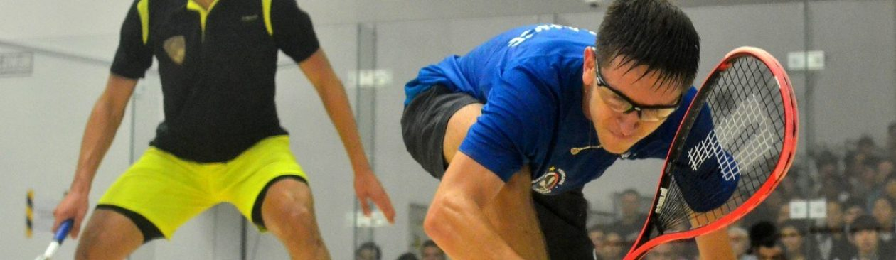 AUBERT Benjamin squash player 9 Français #116 PSA classement juillet 2018 122