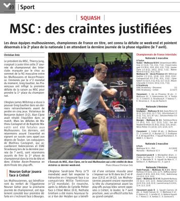 PRESSE Mulhouse