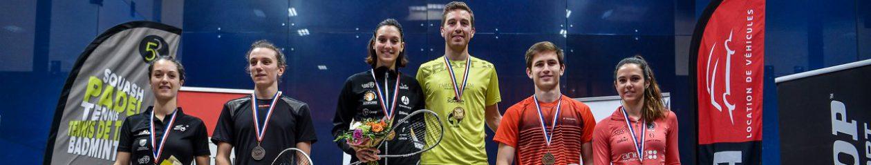 AUBERT Benjamin squash player 9 Français #116 PSA classement mai 2018 125