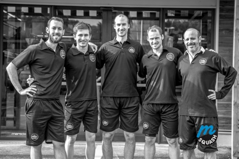 équipe Squash passion-la maison nordique
